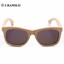 2018 benutzerdefinierte Sonnenbrillen aus Holz, polarisiert