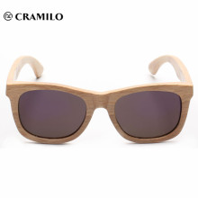 2018 custom hinge wood sunglasses polarized