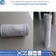 Dust Collector Nonwoven PTFE Filter Bag for Asphalt Plant