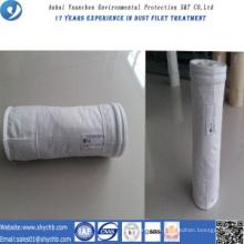 Saco de filtro não tecido de PTFE do coletor de poeira para a planta do asfalto