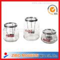 Glass Candle Jar (GA8049)