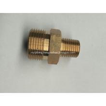 "Pressure Washer Twist Connect M22 X 3/8"" MNPT 4000PSI High Pressure Brass Fitting"