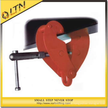 CE a Pproved Lifting Beam Clamp 1t to 10t