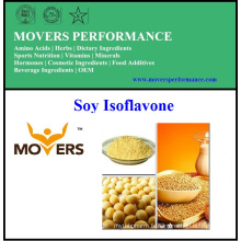 Pure Isoflavone de soja de haute qualité