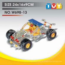 Produtos de melhor venda diy metal model kit de montagem de brinquedos para crianças