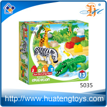 Wholesale Price Creative Animal Baby Building Blocks Toys