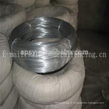Commerce assurance gi flexion fil / fil galvanisé / fil de liaison (usine)