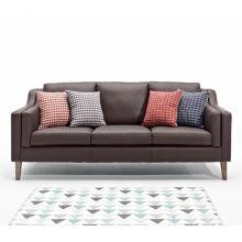 Простой современный японский стиль непринужденной гостиной диван комбинация