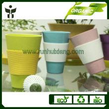 100% umweltfreundlicher Bambusbecher