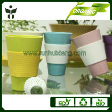 100% eco-friendly bamboo mug