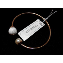 Círculo de perlas brazalete moda joyería verano nuevo estilo