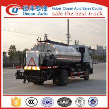 10m3 distribuidor camión asfalto / howo distribuidor inteligente camión asfalto