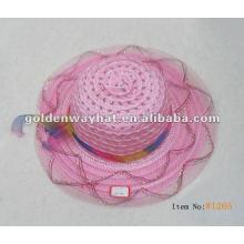 Günstige Mode entlüftete Sonnenhut Baby Top Hut