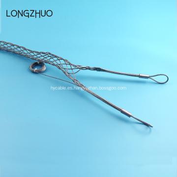 Empuñadura de elevación para cable coaxial
