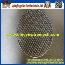 Redonda de parrilla / productos de procesamiento de malla de alambre profunda (fábrica)