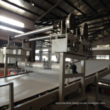 PVC Board Extrusion Machine Kitchen Cabinet