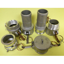 Aluminum Camlock Coupling Pipe Fitting