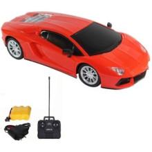 Jouet de voiture de course à télécommande de RC en plastique d'OEM avec le CE