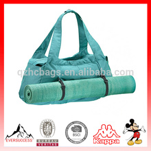 New design tote high quality clothes collect indoor sports yoga tote bag