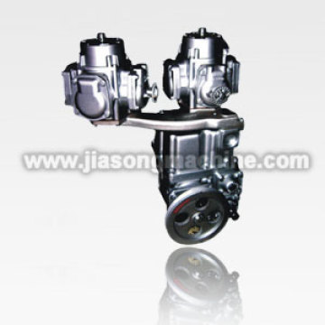 CP1 Combinaison pompe + 2 JSJ2 débitmètre + DTLQ-01