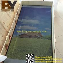 Sicherheitsbildschirm für Fenstermaschen