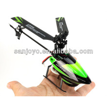 """Mini 2.4G """" Flybarless """" Remote Control Helicopter Toys For Children V955 4ch With Gyro Flybarless Helicopter"""