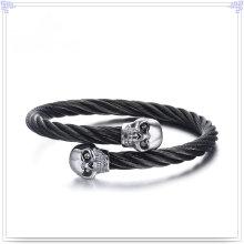 Pulsera de acero inoxidable encanto joyería moda brazalete (br176)