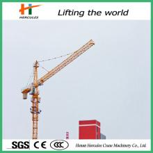 Guindaste de torre de maquinaria alta qualidade construção