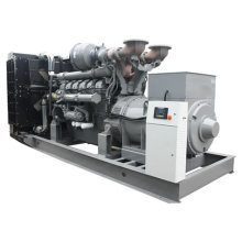 200kva 160KW Perkins Open Diesel Generator Set 50HZ 1500RPM/MIN 3PH