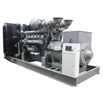 200kva 160KW Perkins Open Diesel Generator Set 50HZ 1500RPM/MIN 3PH