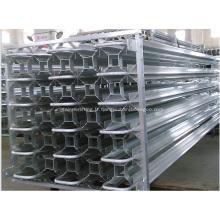 Matériel de manutention de gaz cryogénique: Vaporisateurs ambiants