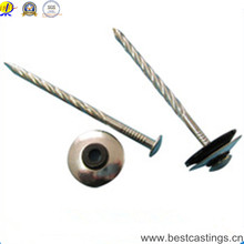High Quality Galvanized Roofing Nail with Umbrella Head
