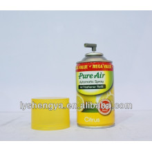 Eco-friendly automatic air freshener spray refill 250ml OEM