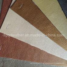 High Quality Furniture Bonded PU Leather (QDL-FB007)
