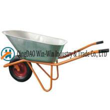 Roda de roda de carrinho de mão Wb8600hr PU