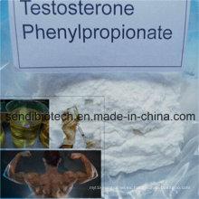 Phenylpropionate Tpp de la testosterona del polvo del Phenylpropionate de Phenylpropionate de la prueba blanca
