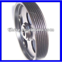High precision steel belt pulley best supplier