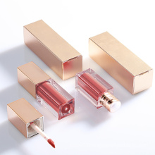 Hot Selling Cosmetic Makeup Shimmer Moisturizing Sexy Metallic Glossy Lipgloss Private Label No Label Lip Gloss