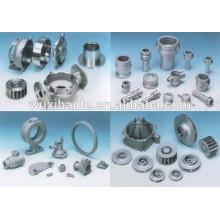 Aço e metal usinagem / torneamento de aço e peças de fresagem / peças de usinagem de alta precisão