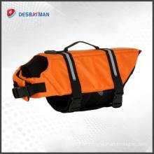 Hunting Dog Safety Blaze Orange Reflective Safety Dog Vest