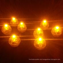 Parteibevorzugung führte Mini Ballon Licht mit Laser
