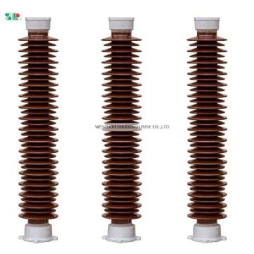 Isolateur de ligne de ligne de base de puissance de station de 126kv pour haute tension (norme CEI)