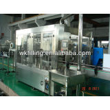 mineral water plant filling production line