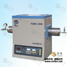 ISO Certified 1400c Laboratory Vacuum Tube Furnace with Factory Price