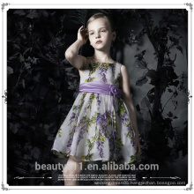 Hot Selling Summer New Model Girls African Print Cotton Frocks Designs Daily Wear Fashion formal Dress ED667