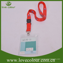 High quality hard pvc id card holder/business card holder/visiting card holder