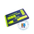 Ruban de carte d'identité uv anti-sécurité p330i Evolis Thermal Transfer