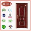 Двери коммерческие стальных безопасности 2050 * 960 * 50 мм KKD-309 для Ирана