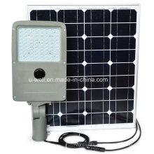 Chine All in Two solaire LED réverbère fabriqué en Chine