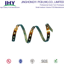 Pi Material Double Sides 1oz Copper Thickness Flexible PCB Circuit Board